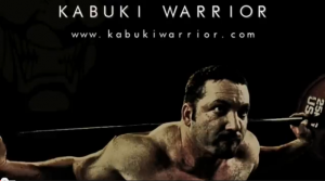 Chris Duffin - Kabuki Warrior